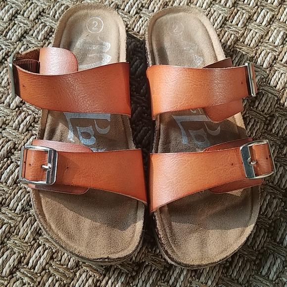 Target Girls Birkenstock Style Sandals